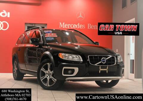 2012 Volvo XC70 for sale at Car Town USA in Attleboro MA