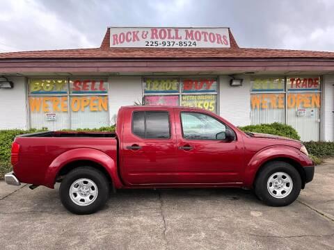 2015 Nissan Frontier for sale at Rock & Roll Motors in Baton Rouge LA