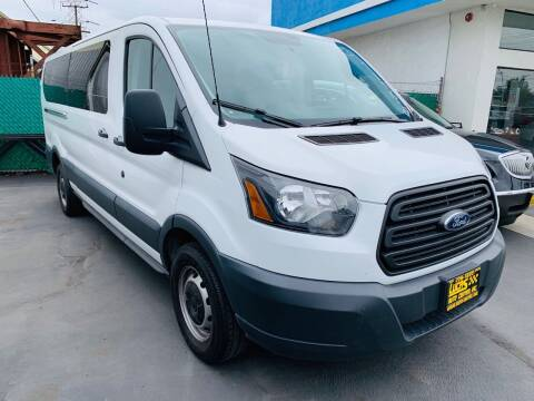 2015 Ford Transit Passenger for sale at Lucas Auto Center in South Gate CA