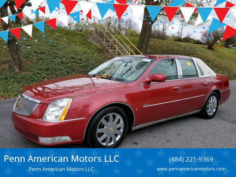 2006 Cadillac DTS for sale at Penn American Motors LLC in Allentown PA