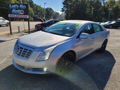 2013 Cadillac XTS for sale at Let's Go Auto in Florence SC