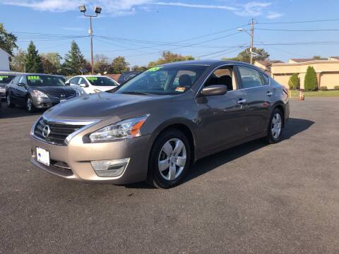 2013 Nissan Altima for sale at Majestic Automotive Group in Cinnaminson NJ