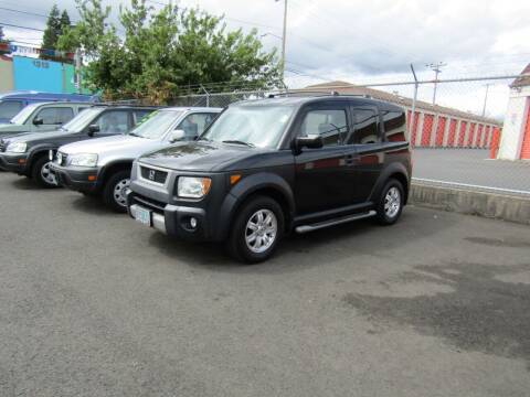 2005 Honda Element for sale at ARISTA CAR COMPANY LLC in Portland OR