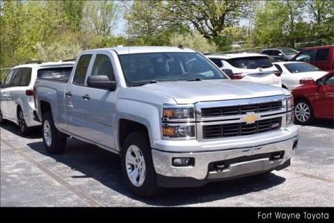 2014 Chevrolet Silverado 1500 for sale at BOB ROHRMAN FORT WAYNE TOYOTA in Fort Wayne IN
