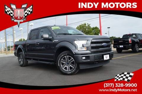 2017 Ford F-150 for sale at Indy Motors Inc in Indianapolis IN