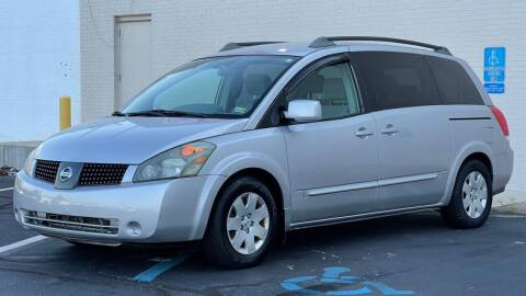 2005 Nissan Quest for sale at Carland Auto Sales INC. in Portsmouth VA