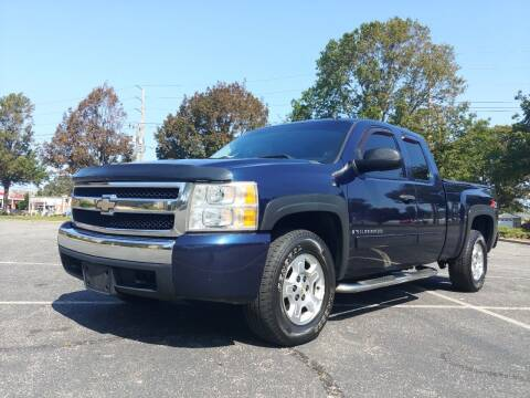 2008 Chevrolet Silverado 1500 for sale at Viking Auto Group in Bethpage NY
