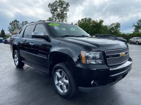 2013 Chevrolet Avalanche for sale at Newcombs Auto Sales in Auburn Hills MI