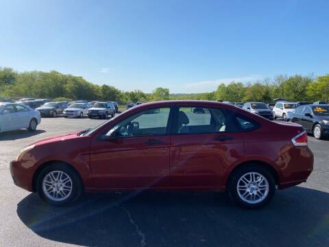 2009 Ford Focus for sale at CARS PLUS CREDIT in Independence MO