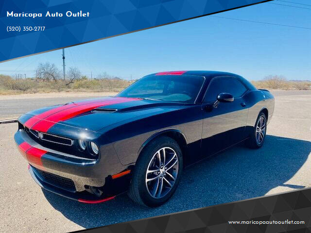 2019 Dodge Challenger for sale at Maricopa Auto Outlet in Maricopa AZ