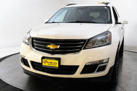 2015 Chevrolet Traverse for sale at AUTOMAXX MAIN in Orem UT