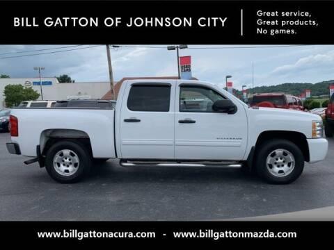 2011 Chevrolet Silverado 1500 for sale at Bill Gatton Used Cars - BILL GATTON ACURA MAZDA in Johnson City TN