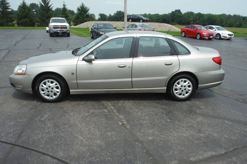 2003 Saturn L-Series for sale at Bryan Auto Depot in Bryan OH