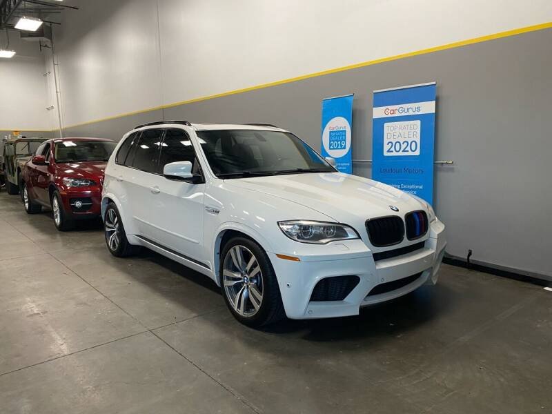 2013 BMW X5 M for sale at Loudoun Motors in Sterling VA