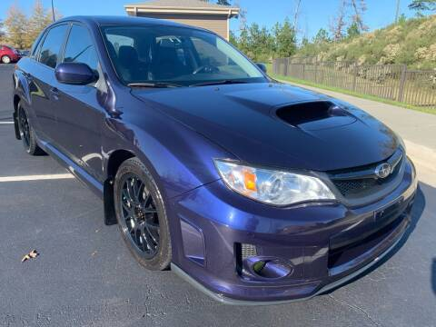 2012 Subaru Impreza for sale at LA 12 Motors in Durham NC