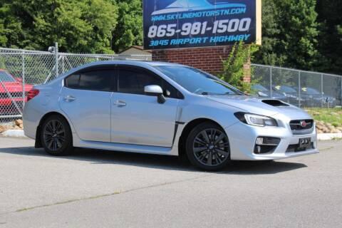 2015 Subaru WRX for sale at Skyline Motors in Louisville TN