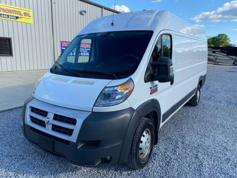 2014 RAM ProMaster Cargo for sale at Alpha Automotive in Odenville AL