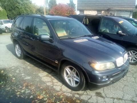 2005 BMW X3 for sale at Payless Car & Truck Sales in Mount Vernon WA