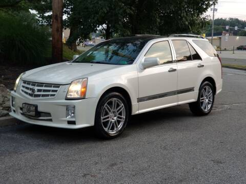 2008 Cadillac SRX for sale at FAYAD AUTOMOTIVE GROUP in Pittsburgh PA