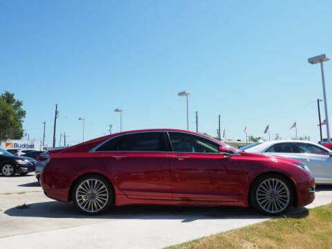 2013 Lincoln MKZ Hybrid for sale at DRIVE 1 OF KILLEEN in Killeen TX