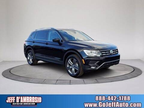 2020 Volkswagen Tiguan for sale at Jeff D'Ambrosio Auto Group in Downingtown PA