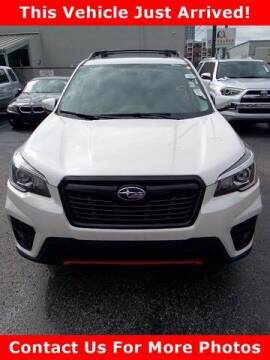 2019 Subaru Forester for sale at Beaman Buick GMC in Nashville TN