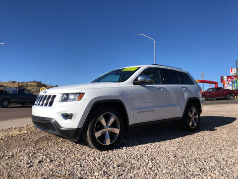 2014 Jeep Grand Cherokee for sale at 1st Quality Motors LLC in Gallup NM
