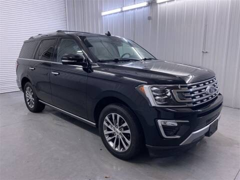 2018 Ford Expedition for sale at JOE BULLARD USED CARS in Mobile AL