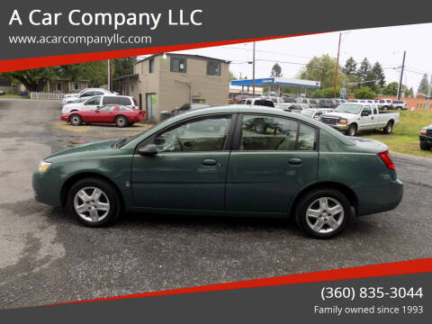 2006 Saturn Ion for sale at A Car Company LLC in Washougal WA