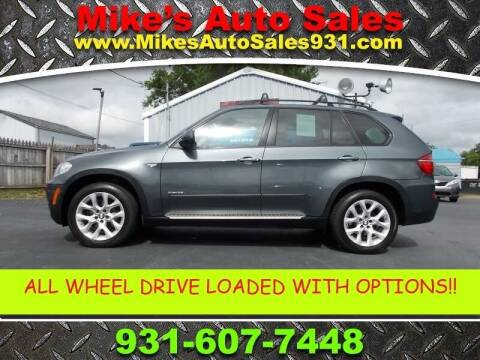 2012 BMW X5 for sale at Mike's Auto Sales in Shelbyville TN
