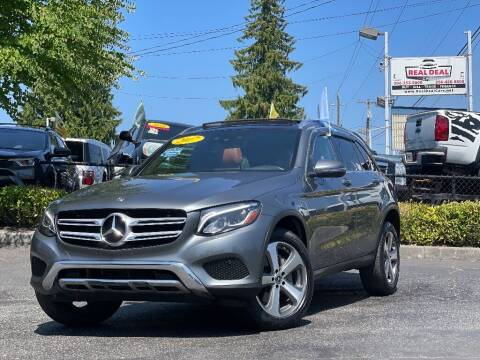 2017 Mercedes-Benz GLC for sale at Real Deal Cars in Everett WA