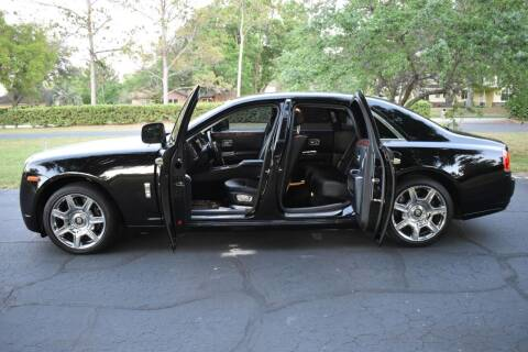 2010 Rolls-Royce Ghost for sale at Monaco Motor Group in Orlando FL
