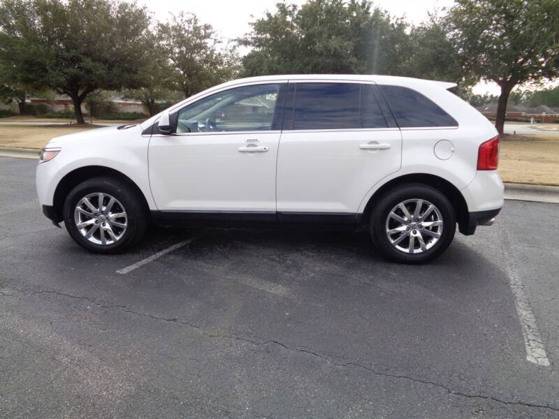 2011 Ford Edge for sale at BALKCUM AUTO INC in Wilmington NC