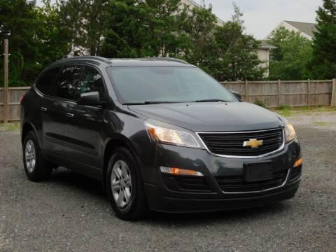 2014 Chevrolet Traverse for sale at Prize Auto in Alexandria VA