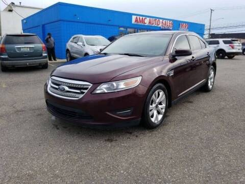 2011 Ford Taurus for sale at AMC Auto in Roseville MI