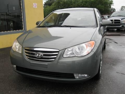 2010 Hyundai Elantra for sale at PARK AUTOPLAZA in Pinellas Park FL
