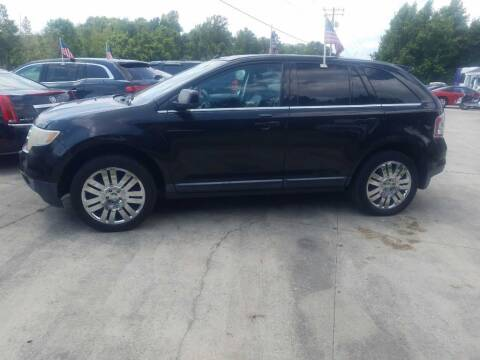 2010 Ford Edge for sale at Complete Auto Credit in Moyock NC