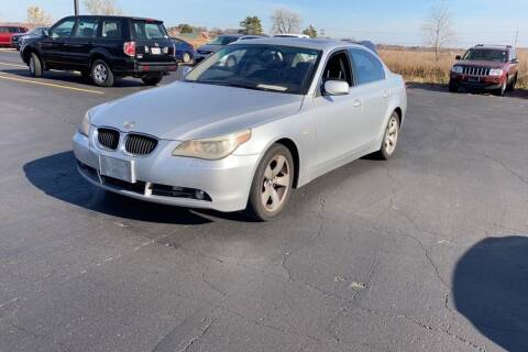 2005 BMW 5 Series for sale at Cannon Falls Auto Sales in Cannon Falls MN