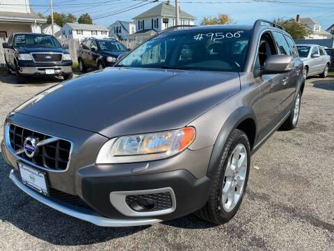 2011 Volvo XC70 for sale at Volare Motors in Cranston RI