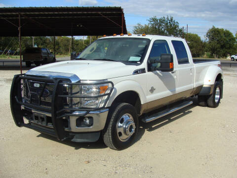 2014 Ford F-350 Super Duty for sale at Texas Truck Deals in Corsicana TX