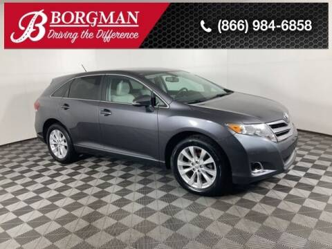2014 Toyota Venza for sale at BORGMAN OF HOLLAND LLC in Holland MI