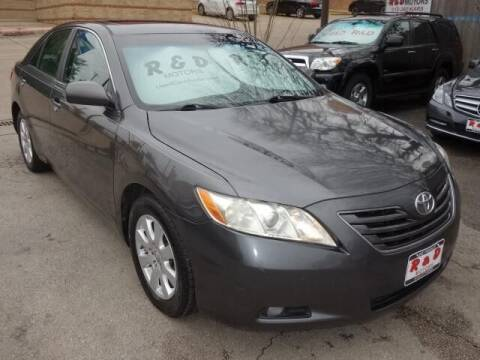 2008 Toyota Camry for sale at R & D Motors in Austin TX