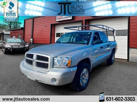 2006 Dodge Dakota for sale at JTL Auto Inc in Selden NY