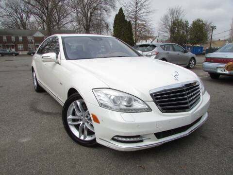 2012 Mercedes-Benz S-Class for sale at K & S Motors Corp in Linden NJ