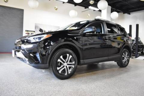 2017 Toyota RAV4 for sale at DONE DEAL MOTORS in Canton MA