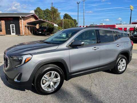 2018 GMC Terrain for sale at Modern Automotive in Boiling Springs SC