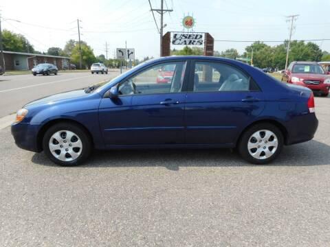 2009 Kia Spectra for sale at O K Used Cars in Sauk Rapids MN