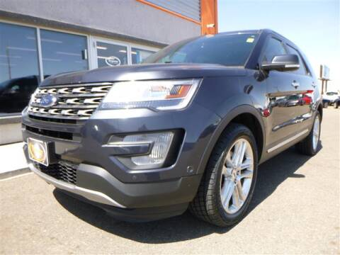 2017 Ford Explorer for sale at Torgerson Auto Center in Bismarck ND