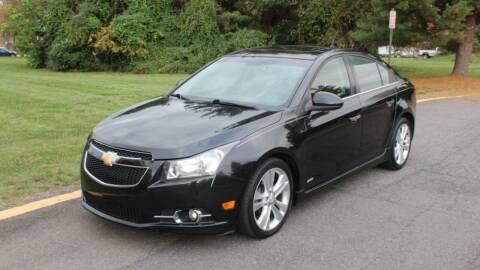 2011 Chevrolet Cruze for sale at D&S IMPORTS, LLC in Strasburg VA