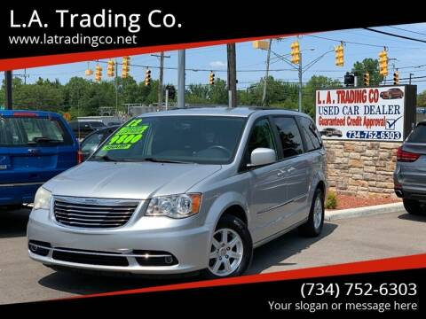 2012 Chrysler Town and Country for sale at L.A. Trading Co. in Woodhaven MI